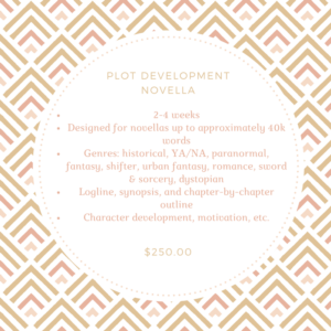 Plot Development - Novella