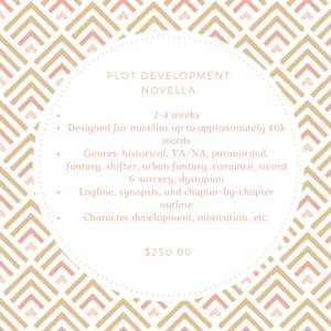Plot Development - Novella